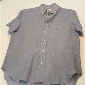 Billy Reid Linen Shirt